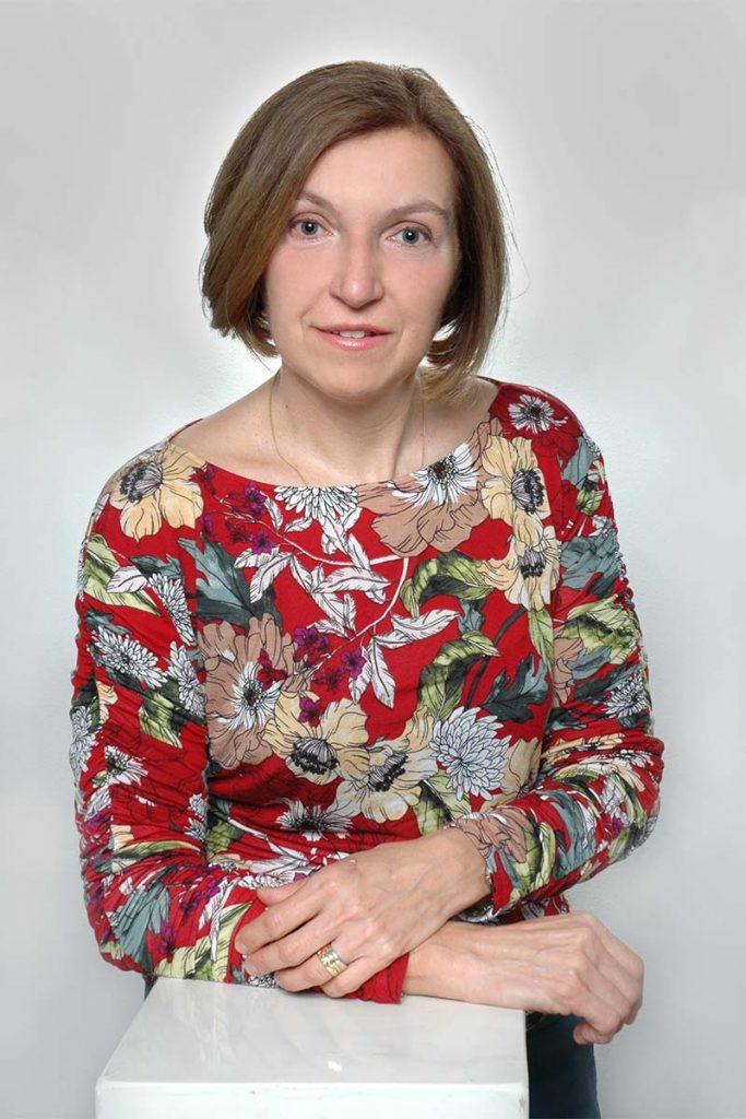 Dr. Mirela Eškinja Psychotherapie Wien